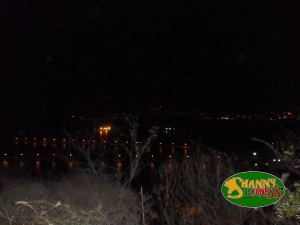 My attempt at capturing the Beauty of Philipsburg at Night