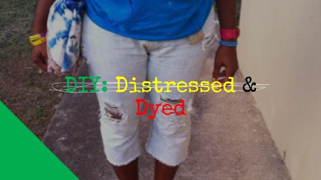 distressed