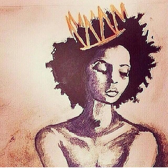 melanin queen